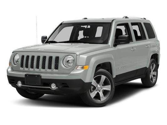 2017 Jeep Patriot Laude In Zumbrota Mn Ford