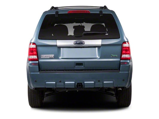 2012 Ford Escape Oil Type >> 2012 Ford Escape Xlt