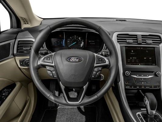 2016 Ford Fusion Hybrid Se In Zumbrota Mn