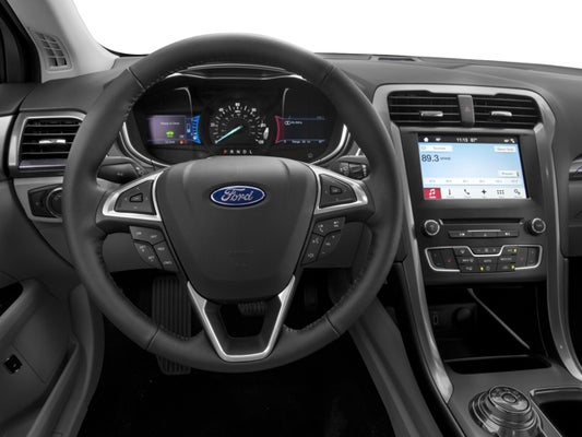 2017 Ford Fusion Hybrid Se In Zumbrota Mn
