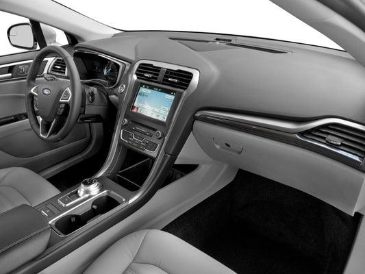 2017 Ford Fusion Hybrid Se In Zumbrota Mn