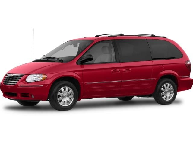 Used 2007 Chrysler Town & Country Touring with VIN 2A8GP54L37R213500 for sale in Zumbrota, Minnesota
