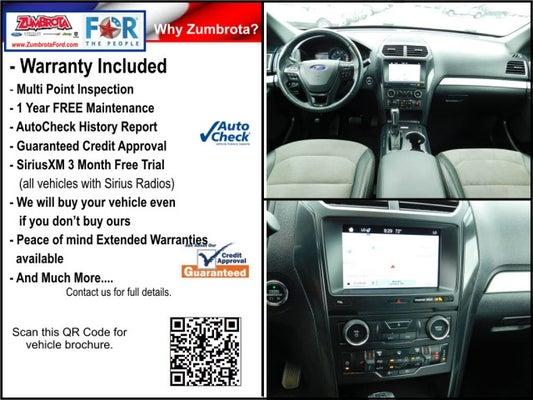 2017 Ford Explorer Xlt Zumbrota Mn Rochester Cannon Falls Pine Island Minnesota 1fm5k8d83hgc75505