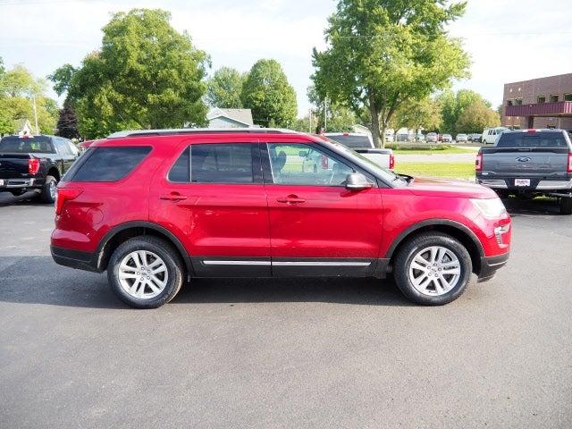 Used 2019 Ford Explorer XLT with VIN 1FM5K8D8XKGA89824 for sale in Zumbrota, Minnesota