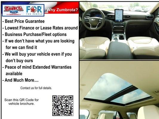 2020 Ford Explorer Platinum Zumbrota Mn Rochester Cannon Falls Pine Island Minnesota 1fm5k8hc7lgb29115