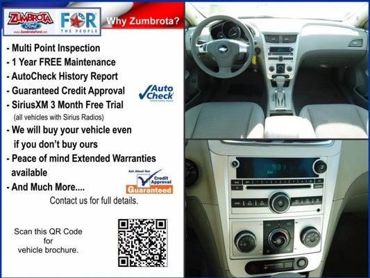 2008 Chevrolet Malibu Ls Zumbrota Mn Rochester Cannon Falls Pine Island Minnesota 1g1zg57b08f196546