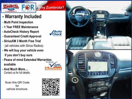 2017 Chrysler 300 S Zumbrota Mn Rochester Cannon Falls Pine Island Minnesota 2c3ccagg7hh582767