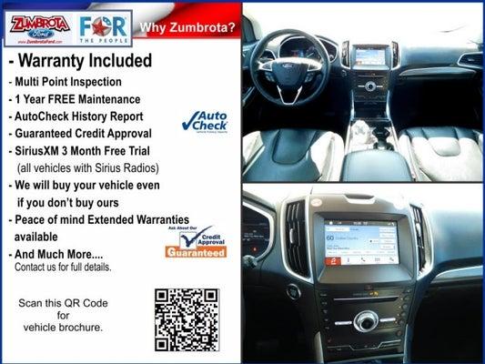 2019 Ford Edge Titanium Zumbrota Mn Rochester Cannon Falls Pine Island Minnesota 2fmpk3k98kbb89144