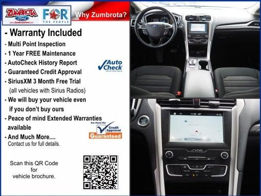2019 Ford Fusion Hybrid Se Zumbrota Mn Rochester Cannon Falls Pine Island Minnesota 3fa6p0lu1kr241465