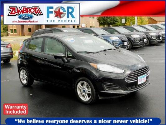 2019 Ford Fiesta Se Zumbrota Mn Rochester Cannon Falls Pine Island Minnesota 3fadp4ej9km135571
