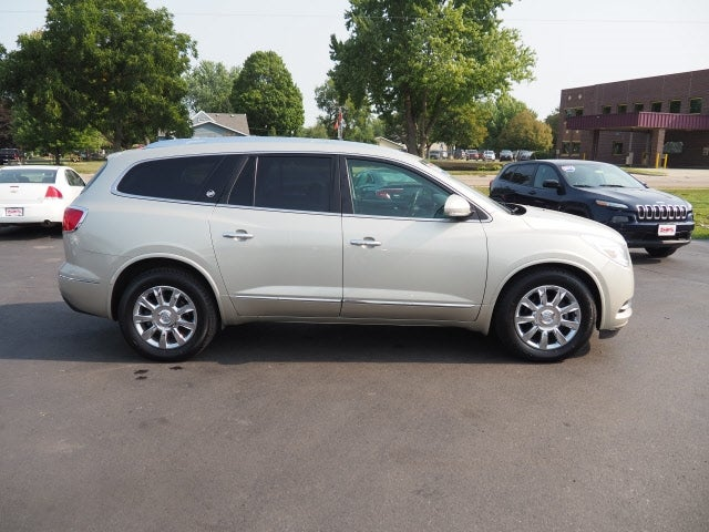 Used 2014 Buick Enclave Premium with VIN 5GAKVCKD9EJ106252 for sale in Zumbrota, Minnesota