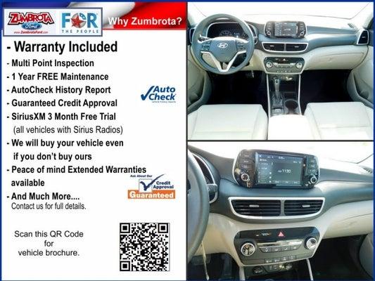 2019 Hyundai Tucson Se Zumbrota Mn Rochester Cannon Falls Pine Island Minnesota Km8j23a4xku911509
