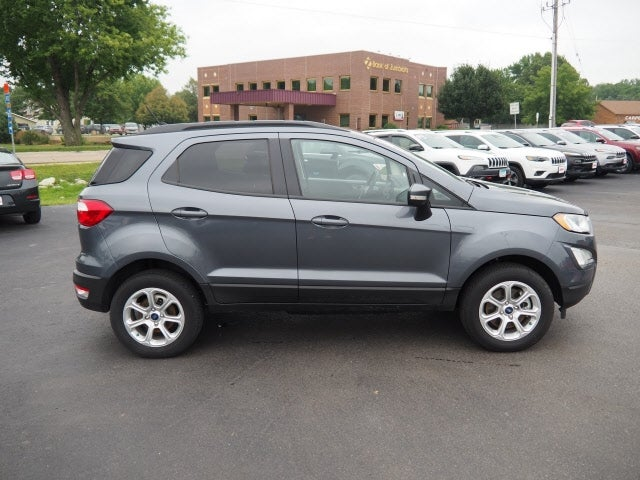 Used 2020 Ford Ecosport SE with VIN MAJ6S3GL1LC314643 for sale in Zumbrota, Minnesota