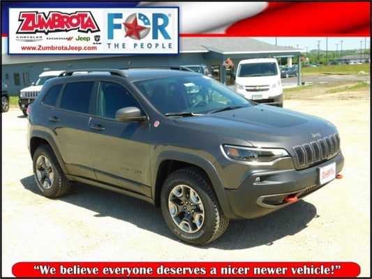 2019 Jeep CHEROKEE TRAILHAWK® 4X4