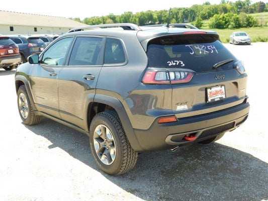 Jeep Cherokee 4X4 >> 2019 Jeep Cherokee Trailhawk 4x4
